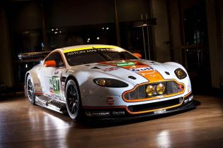 Exclusive Luxurious Magazine Interview With Bruno Senna, Aston Martin Racing