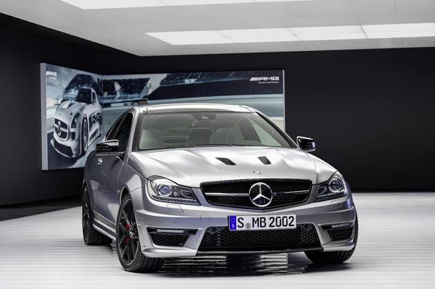"Mercedes C 63 AMG ""Edition 507"" To Make World Premiere At Geneva Motor Show"