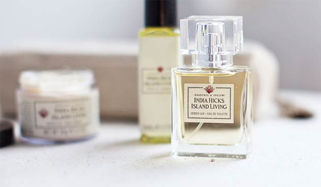 A Fantasy Life of Island Living, encapsulated in a body and home collection by India Hicks