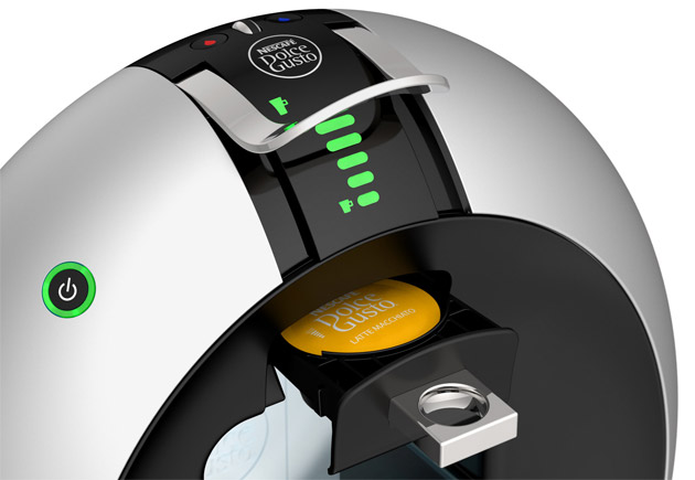 Coffee Machines Made Contemporary Cool - New NESCAFÉ Dolce Gusto Circolo