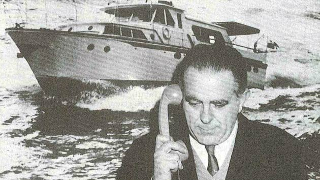 The company was established back in 1873 by Lorenzo Benetti, originally the stock product was wooden boats predominantly used for trading.