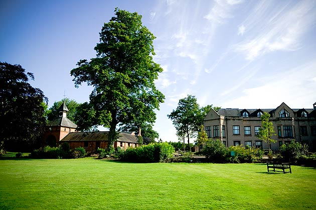 If a quintessentially English spa stay over is in order, then check in at Cheshire's favourite respite, Rookery Hall & Spa.