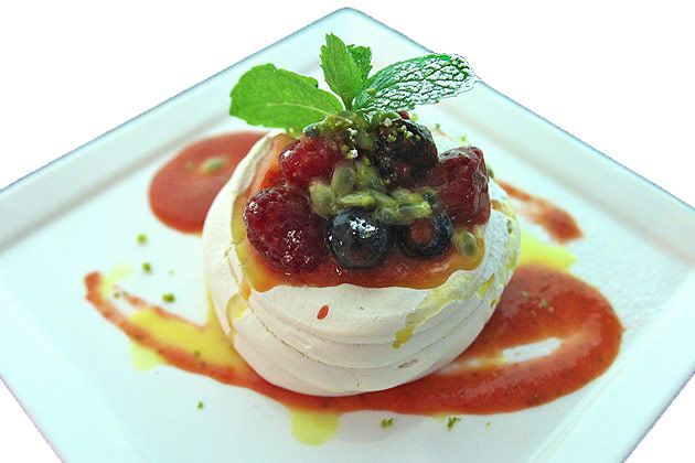 Amazing cuisine at Asia de Cuba