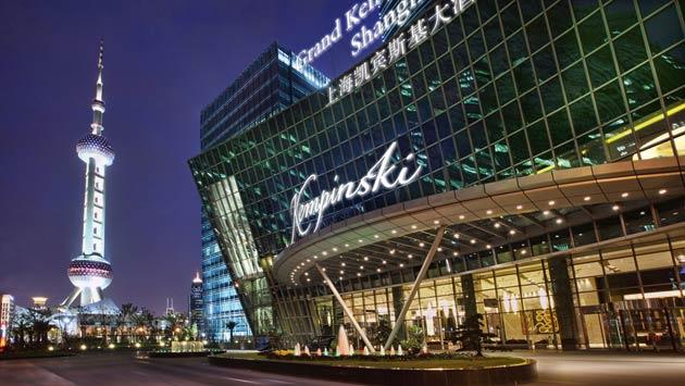 The Grand Kempinski Hotel Shanghai
