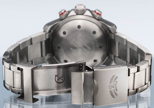 The 20,000 feet is a culmination of many years work combining traditional watchmaking with state of the art technology