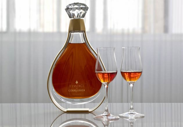 Luxurious Beverage Of The Month: L'Essence De Courvoisier