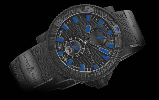 Underneath the watch's robust exterior lies the impressive Calibre UN-26.
