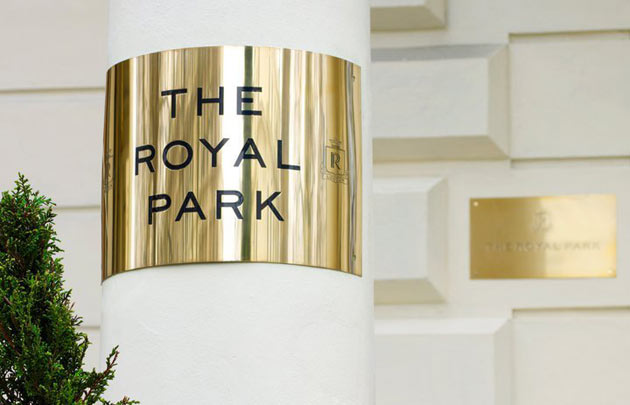 Royal Park Hotel Charity Offer: Pay What It's Worth!