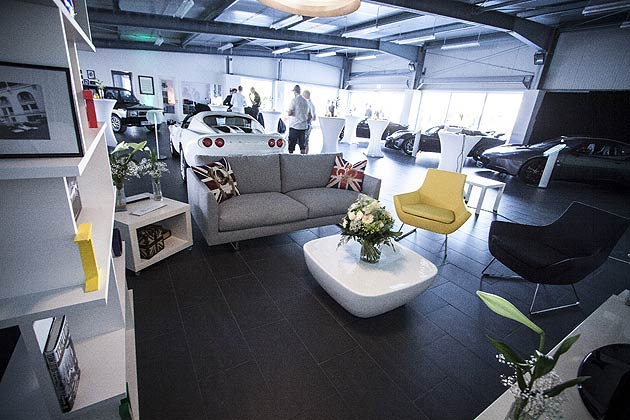 Lotus Cars Opens New Flagship Store In Munich 2
