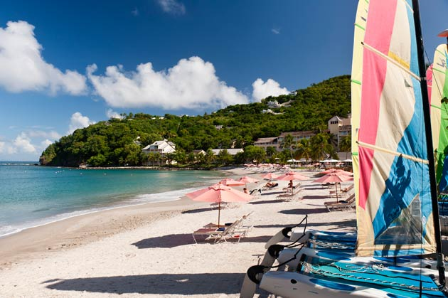 Regeneration in St Lucia