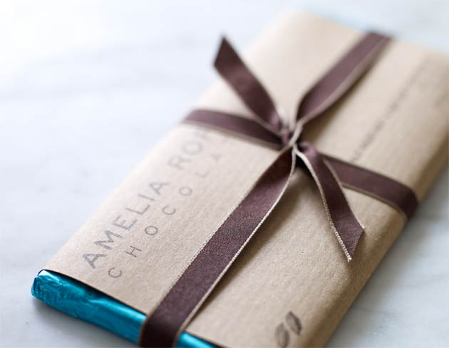 Interview With Amelia Rope, Chocolatier