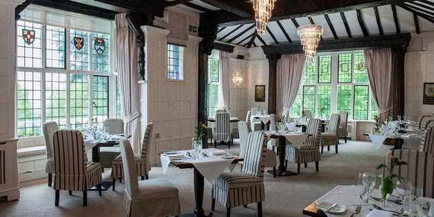 Laura Ashley Opens Luxury Boutique Hotel called The Manor