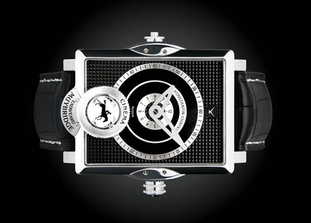 The Konstantin Chaykin Cinema Watch