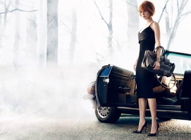 Nicole Kidman stars in Jimmy Choo's Autumn Winter Campaign
