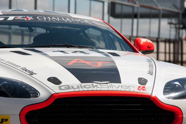 Exclusive Luxurious Magazine Interview With Clare And Adrian Johnson, Aston Martin GT4 Challenge Competitors 6