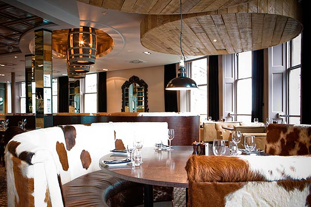 The Rutland Hotel In Edinburgh