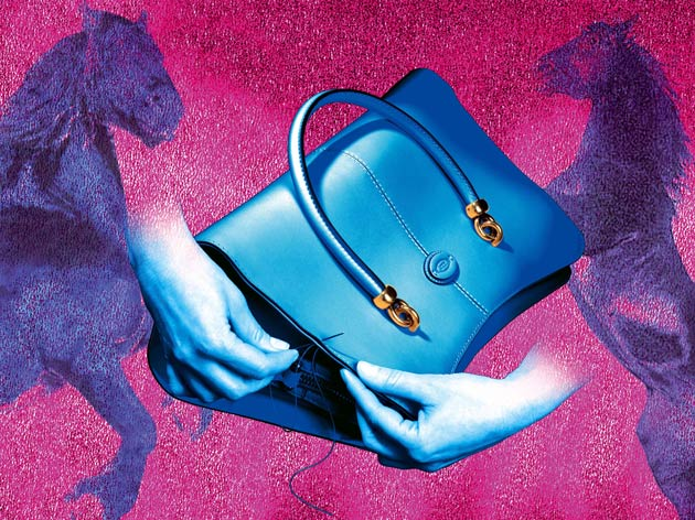 "Tod's ""Pop Touch"" by David LaChapelle"