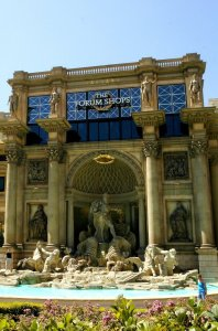 Caesars Palace Forum Mall