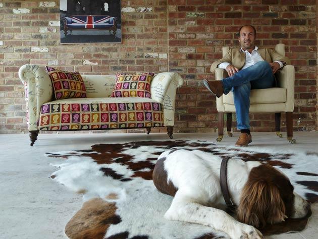 Pascale Hayward spotlights antique restorer and re-upholsterer Timothy Warr