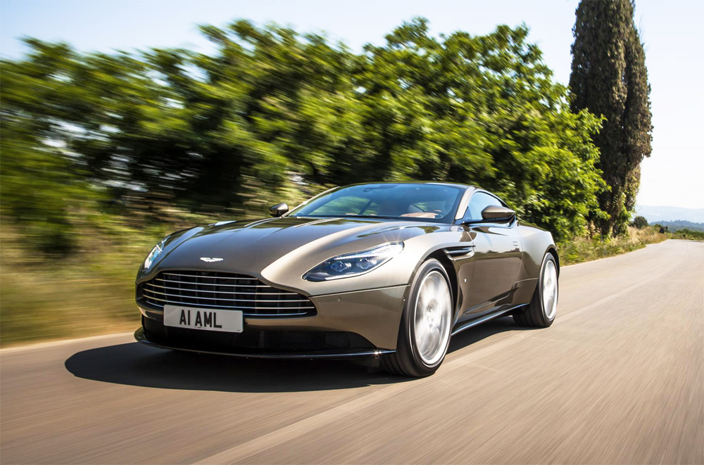 We go to the Home of Aston Martin to Witness the Making of a Masterpiece 5