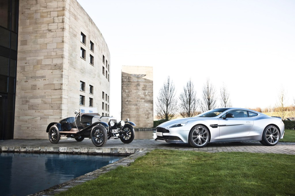 We go to the Home of Aston Martin to Witness the Making of a Masterpiece 1