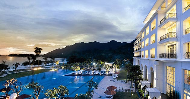 The Danna Hotel in Langkawi