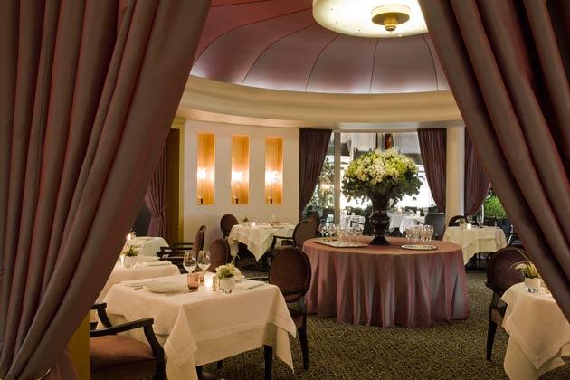 Le Diane, the Hôtel Fouquet's Barrière