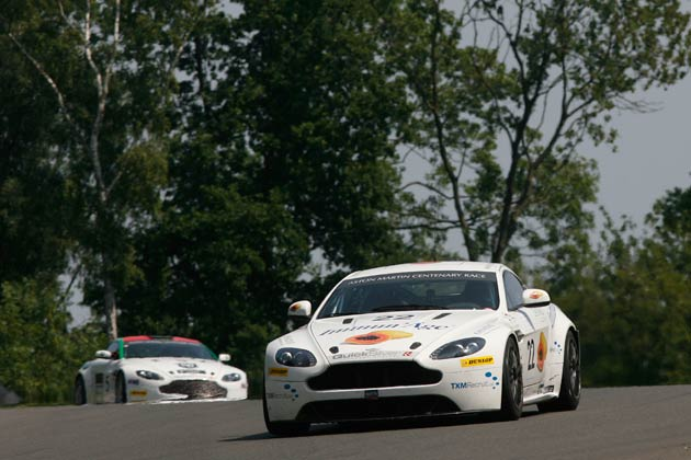 Exclusive Luxurious Magazine Interview With Olivier Bouche, Aston Martin GT4 Challenge Competitor 4