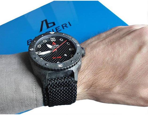 M-48 Carbon by Baldieri Watches