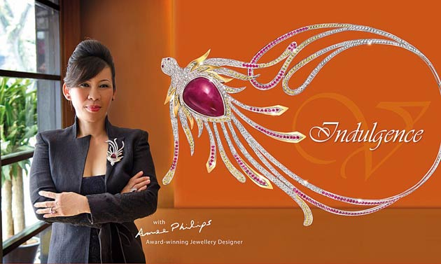 Amee Philips - Malaysia's Queen of fine jewellery design 2