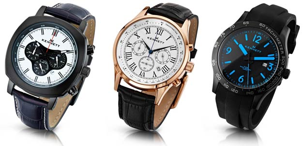 Kennett Timepieces - Stylish and Classic British Gents Watches