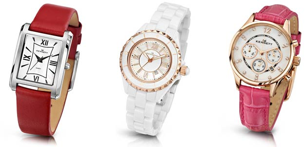 Kennett Timepieces - Stylish and Classic British Ladies Watches