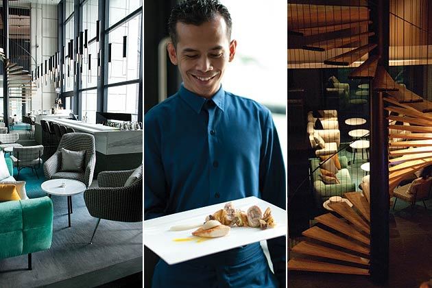 The place to see and be seen in Kuala Lumpur - Claret at Troika Sky Dining