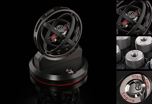 The Gyrowinder Black Limited Edition from Döttling