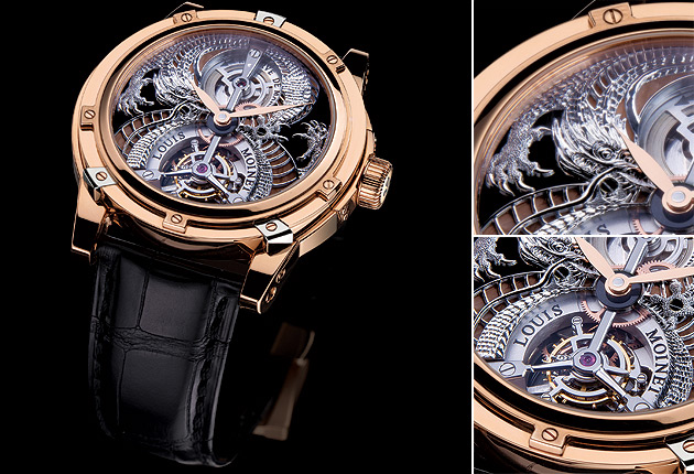 The Dragon Tourbillon from Louis Moinet