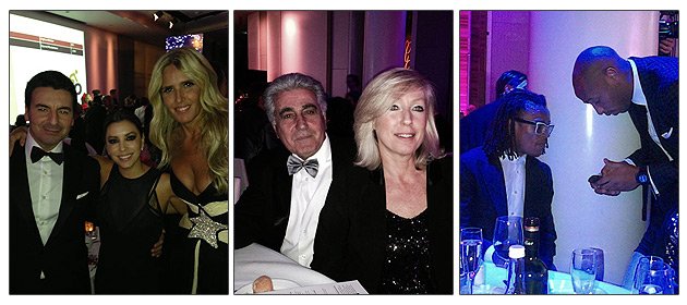 Montegrappa once again give generously at the Global Gift Gala