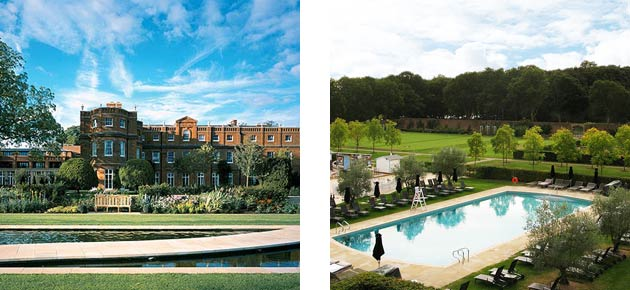The Grove is a five-star hotel set in 300 acres of picturesque English Hertfordshire countryside.