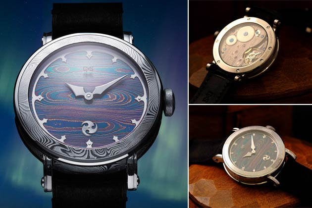 Aurora - the Goddess of Dawn from GoS Watches