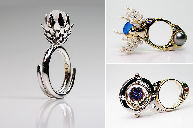 Luxurious Jewellery Focus : Claudio Pino