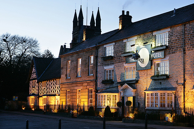 The Black Swan at Helmsley – History, Fine Dining and Art