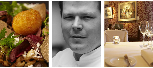 The hotels 2AA fine dining restaurant is called 'The Gallery' and is where Chef Paul Peters will be creating a ten-course Signature menu for you to indulge in