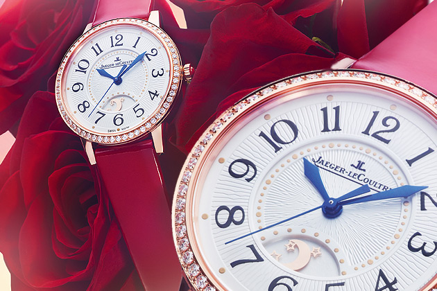 Jaeger-LeCoultre Rendez-Vous for Valentines Day