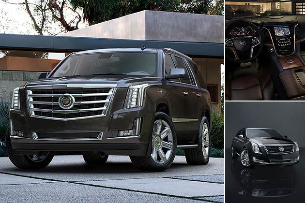 Cadillac ends 2013 as fastest growing full-line luxury car brand