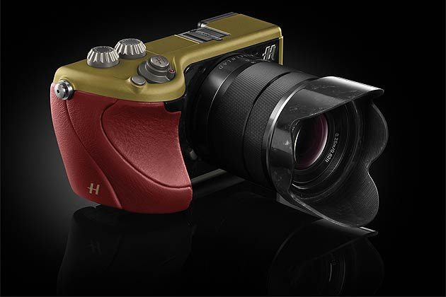 The Limited Edition Hasselblad Lunar - Rare As Moon Rock