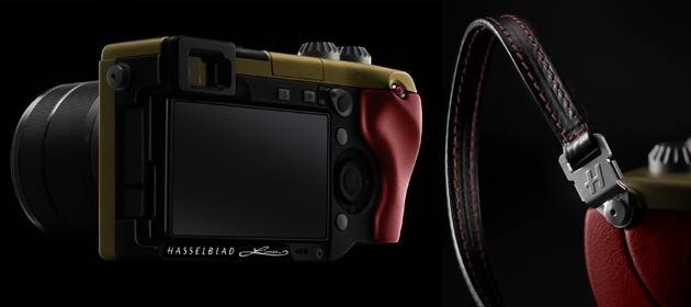 With its evocative retro look, the Hasselblad Lunar clearly revives the timeless charm of the 500c.