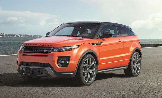 Land Rover introduce Autobiography on two luxurious editions of the Range Rover Evoque