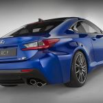 New Lexus RC F And RC Coupe To Make European Debuts At