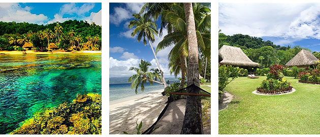 Places to visit in 2014 - Qamea Resort & Spa in Fiji