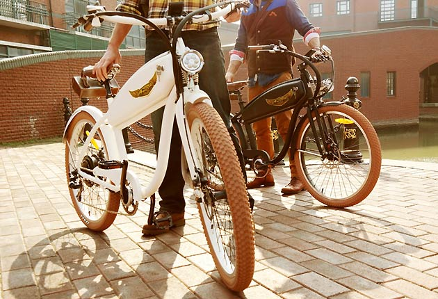 Ebike manufacturer Bann Industries releases its new brand Ariel Rider