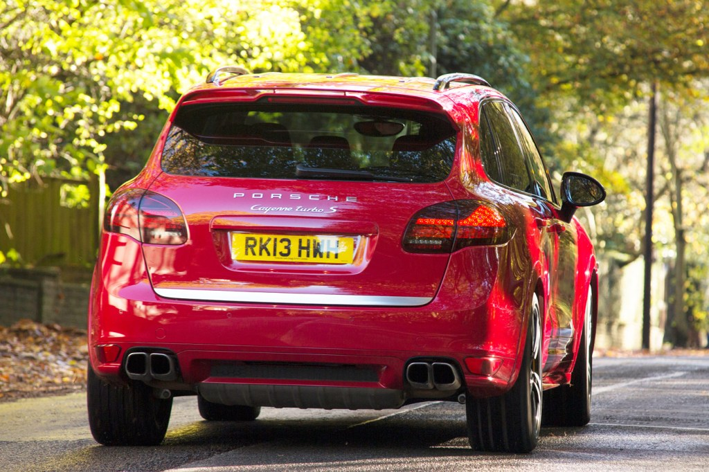 Part two of the Luxurious Magazine road test of the Porsche Cayenne Turbo S 5